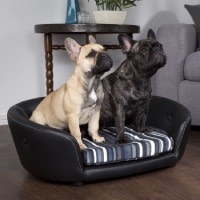 Luxury Leather Dog Beds | Stylish Leather Dog Beds | Chelsea Dogs