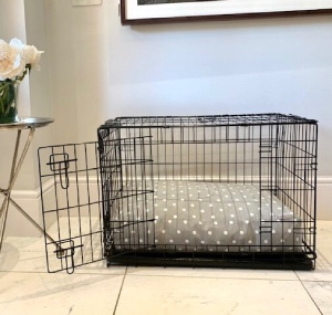 Dog Crate And Crate Cushion Sets at Chelsea Dogs