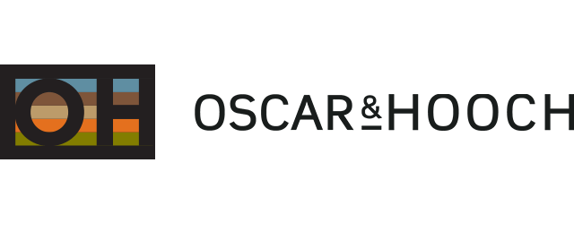 Oscar And Hooch Designer Dog Collars and Leads Made In The UK