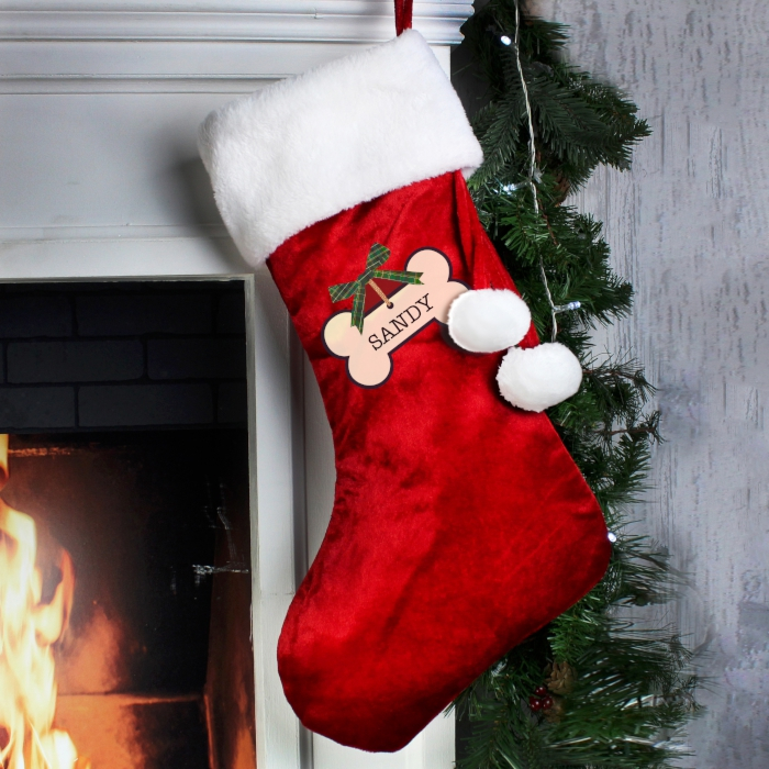 Christmas Stockings For Dogs