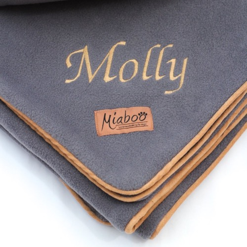Personalised Pet Blankets at Chelsea Dogs