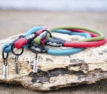 Rope Dog Collars UK