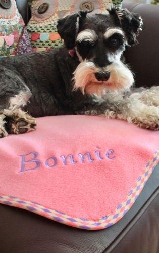 Personalised Pet Blankets UK